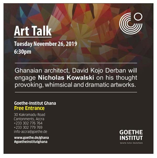 Artist Talk with Nicholas Kowalski